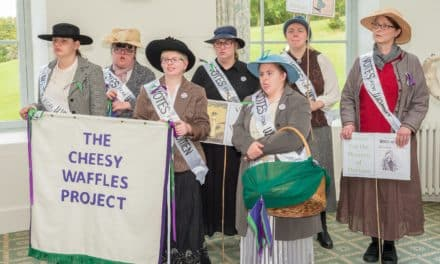 Women's groups honoured at key event