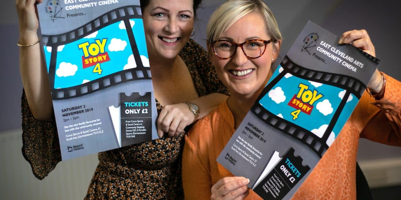 Community cinema brought to Redcar and Cleveland