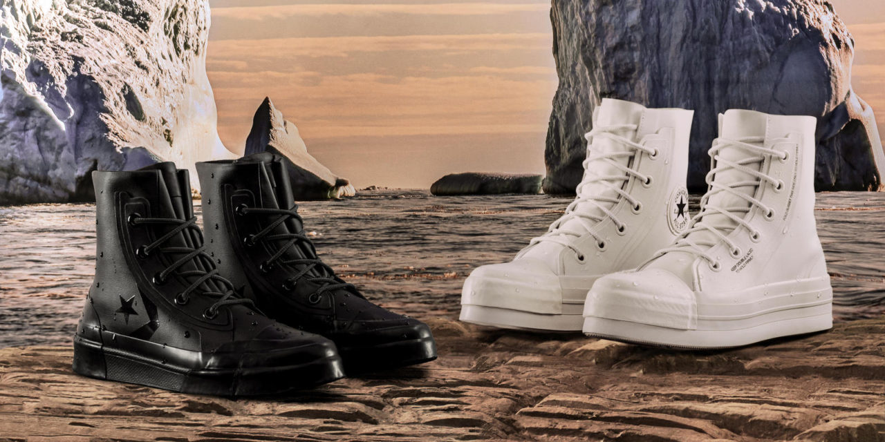 Yoon Ahn Conjures Element of Surprise in Converse x Ambush Collaboration