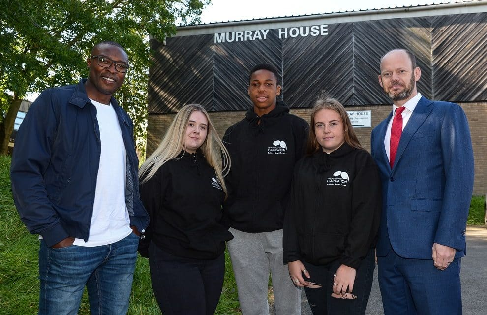 Multi-million pound youth scheme receives grant boost
