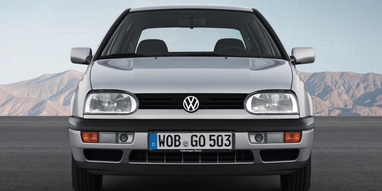 COUNTDOWN TO THE NEW GOLF: GOLF MK3 – A PIONEER IN SAFETY SYSTEMS