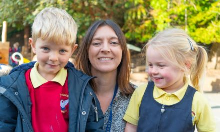National recognition for Yarm School nursery assistant