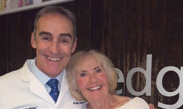 AGE IS JUST A NUMBER AT RIVEREDGE COSMETIC DENTISTRY