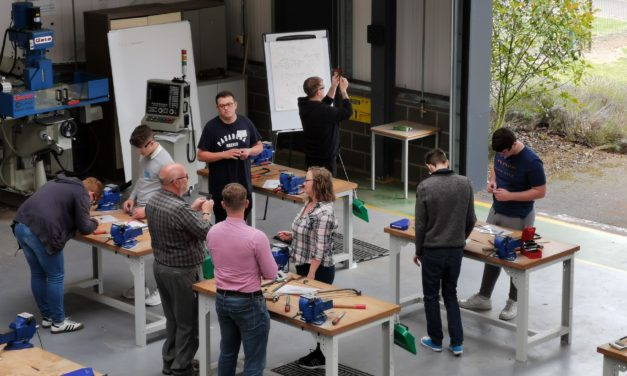 Engie Fabricom Bolsters its Recruitment Processes and Appoints Eight New Apprentices