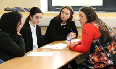 """Students with """"an incredible amount to offer"""" learn how to impress at interview"""