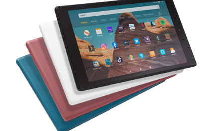 """Introducing the All-New Fire HD 10: Brilliant 10.1"""" Full HD Display, Faster Processor, Longer Battery Life and Alexa—Still Only £149.99"""
