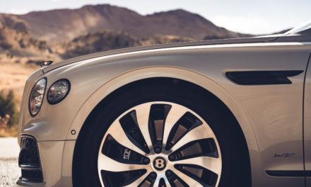 BENTLEY LAUNCHES BLACKLINE SPECIFICATION FOR ALL-NEW FLYING SPUR