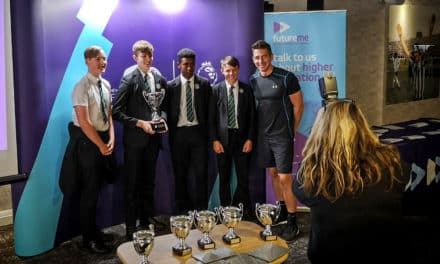 Students win competition with virtual reality view of university life