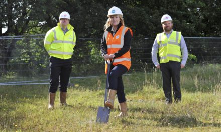 Work starts on innovative new £14M Gateshead care project