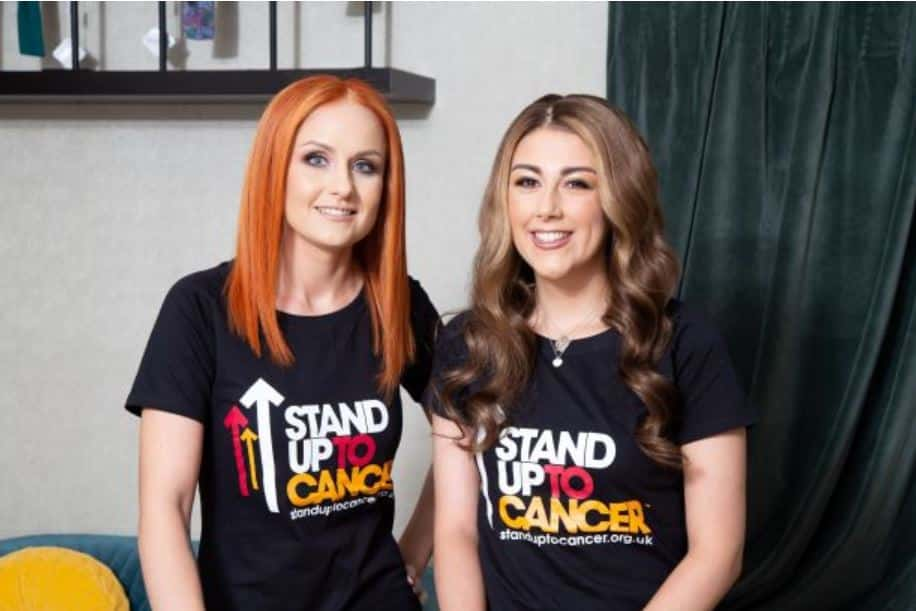 EPIC MAKEOVERS FOR TWO SUNDERLAND WOMEN STANDING UP TO CANCER