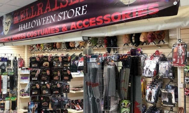 New Halloween shop helps partygoers celebrate horror heroes