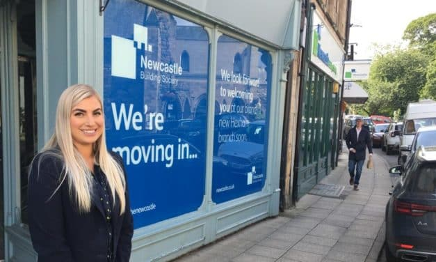 Doors Set To Open At Newcastle Building Society's New Hexham Branch
