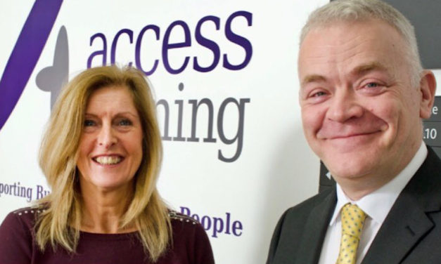 Training provider welcomes accountancy expert and former apprenticeship employer aboard
