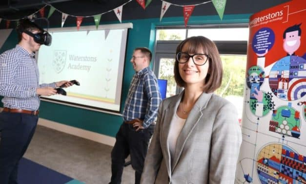 WATERSTONS ACADEMY LAUNCH