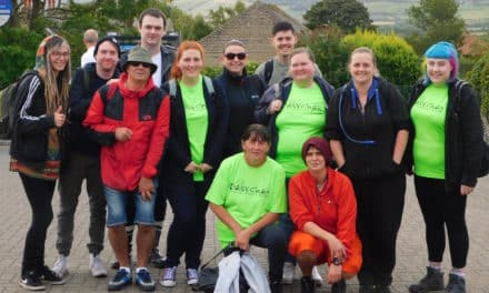 Pub staff clock up miles and funds for Daisy Chain
