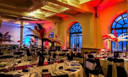 Jacobs Steel's birthday ball raises more than £9,000 for Sussex charity