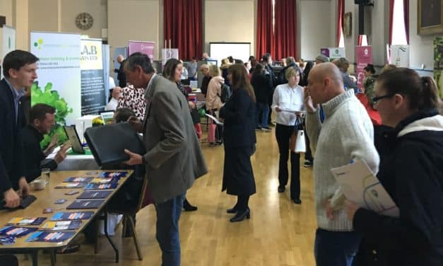 Success for Darlington Business Week and Jobs and Careers Fair