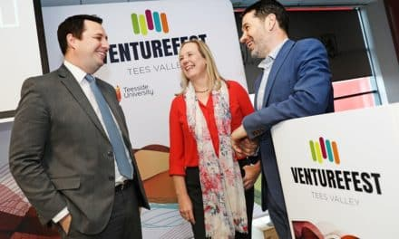 Teesside University unveil plans to create more jobs and attract private investment as part of VentureFest Tees Valley
