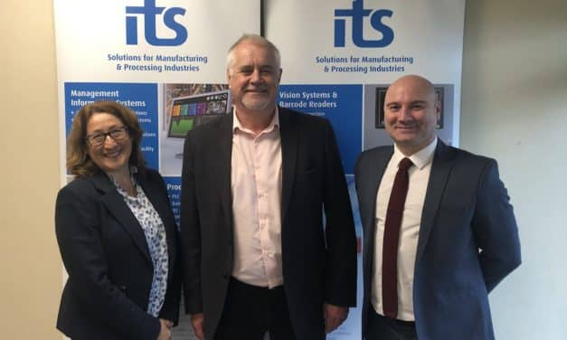 Industrial Technology Systems appoints experienced industrial sales duo to commercial team