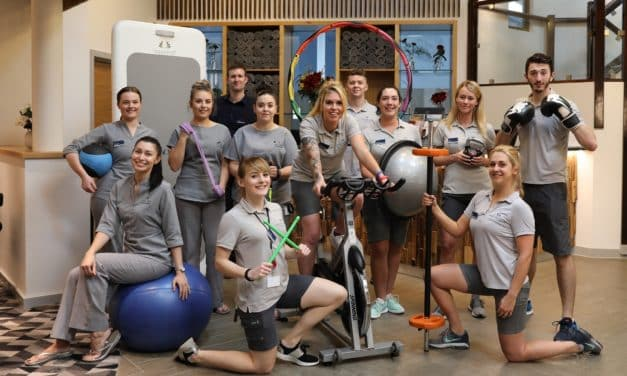 Health club shortlisted for national fitness awards