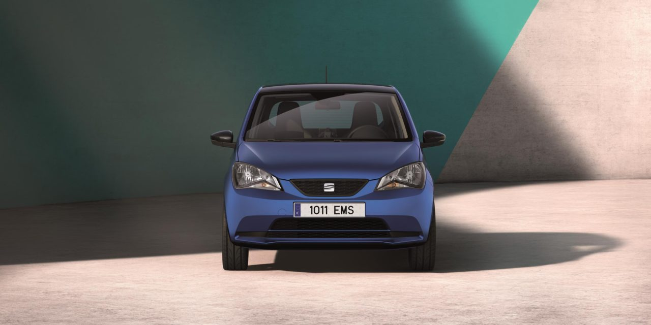 SEAT Mii ELECTRIC OPENS FOR ORDERING IN THE UK