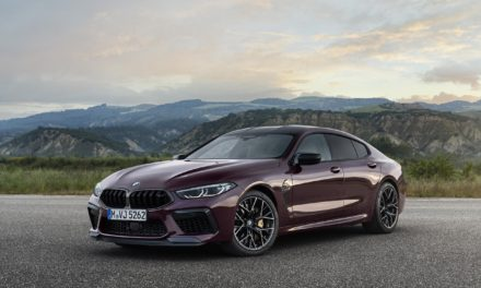 THE NEW BMW M8 COMPETITION GRAN COUPE