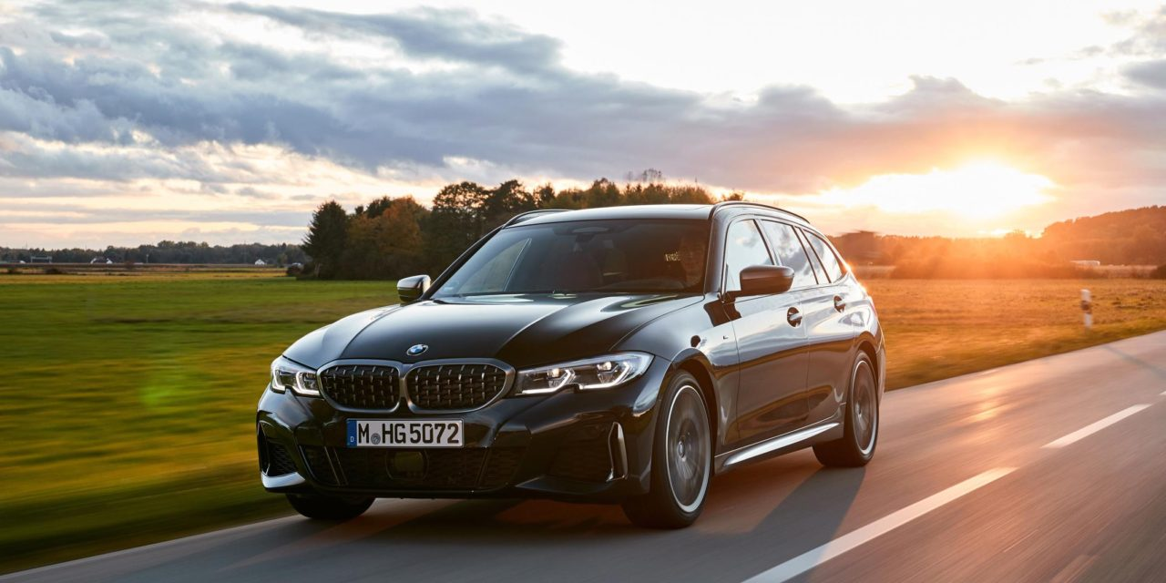 THE NEW BMW M340i xDRIVE SALOON AND BMW M340i xDRIVE TOURING