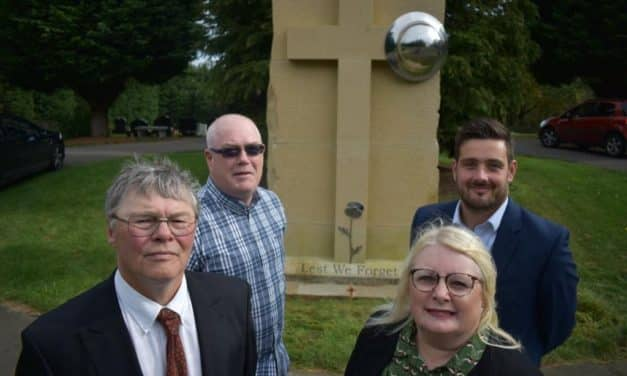 New Pelton War Memorial Set For Dedication And Unveiling