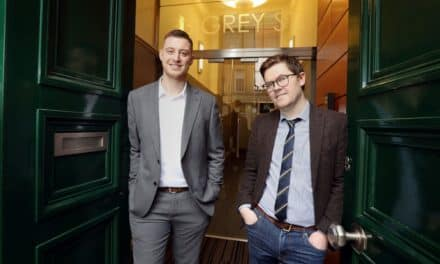 Newcastle fit-out firm to help international business Henry Riley LLP realise its ambition