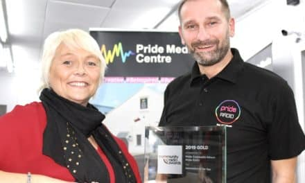 PRIDE MEDIA CENTRE SCOOPS NATIONAL AWARD…