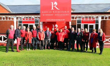 Redcar Races to show racism the red card