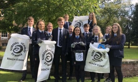 Ripon Grammar students call for environmental sea change