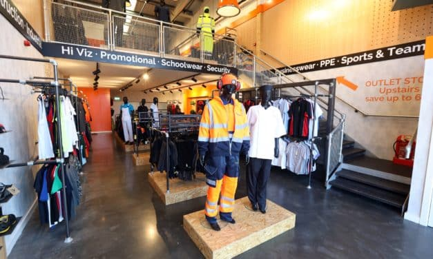 Workwear Express launches first Retail Showroom and Outlet on the back of record growth