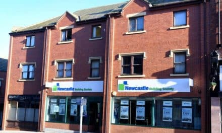Newcastle Building Society Investing In New South Shields Branch
