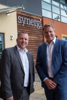 Synergi - Justin Short - chief technology officer - Peter Joynson - managing director