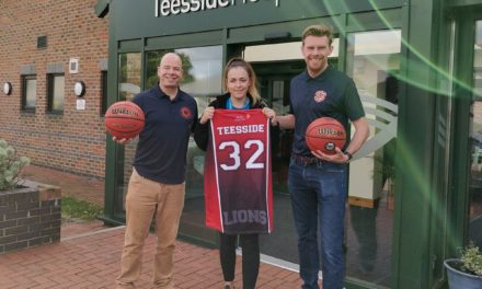 Charity Begins At Home For Teesside