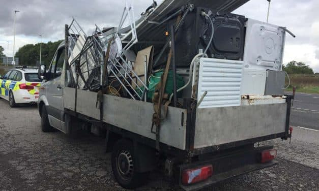 Crackdown on rogue scrap metal dealers hailed a success