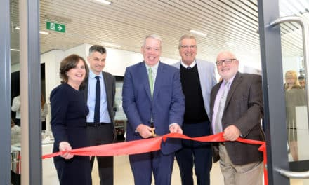 State of the art bioscience laboratory opens for business