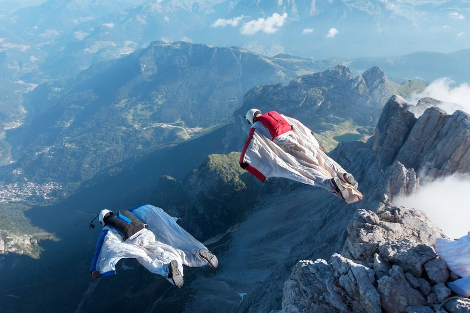 The most extreme sports around the world