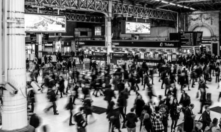 Why the UK needs to invest in infrastructure to support its growing population
