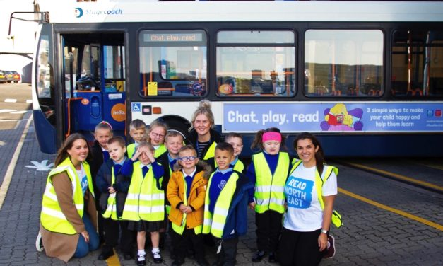 Spot-branded bus tours Sunderland to encourage little ones to chat, play and read