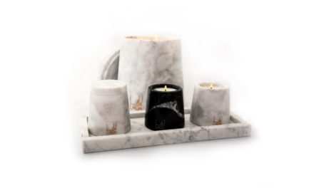 Emirati Born Bespoke Candles From Lava Candles