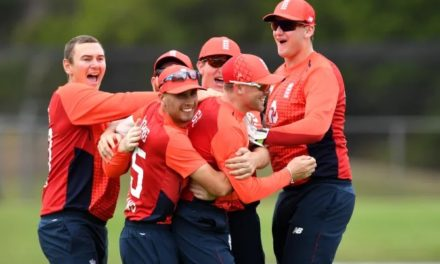 England Learning Disability win eight from eight in tour of Australia to take INAS Global Games gold