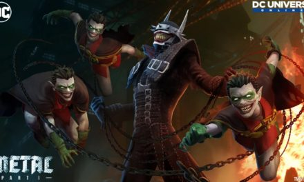 ​DC UNIVERSE ONLINE'S EPISODE 35: METAL PART I NOW AVAILABLE