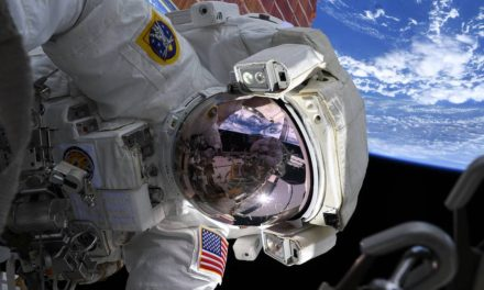 Replacing the Space Station's Solar Array Batteries