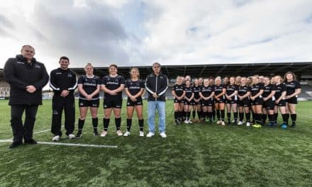Newcastle Falcons launches women's rugby team
