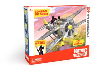 Fortnite Battle Royale Collection X4 Stormwing Takes Flight Today