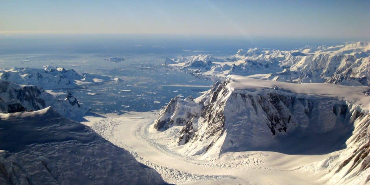 £4m study to investigate if climate change will drive the Antarctic Ice Sheet towards a tipping point