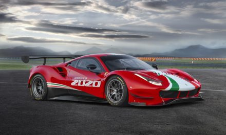 THE FERRARI 488 GT3 EVO 2020: THE CONTINUING EVOLUTION OF A LEGEND