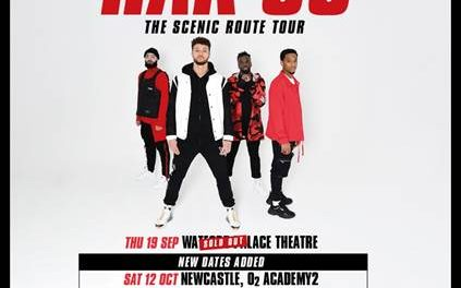 X FACTOR WINNERS RAK-SU ANNOUNCE NEW DATES DUE TO HIGH DEMAND!